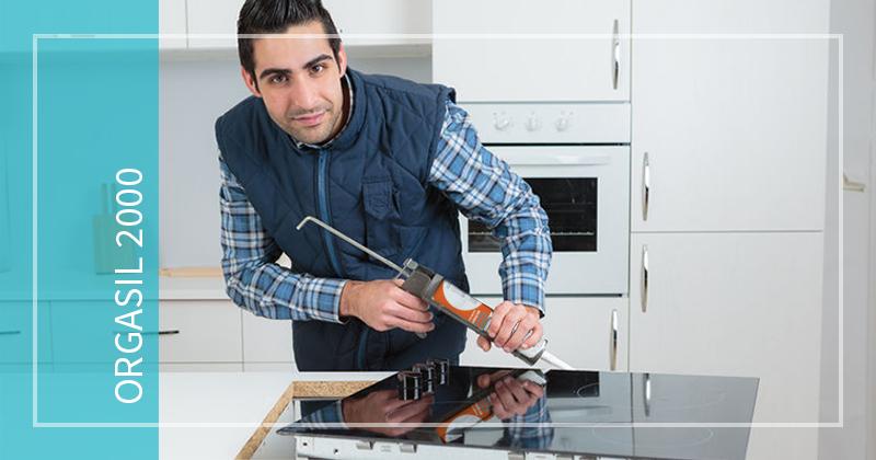 OCI Sealant Orgasil 2000 - Sealant untuk kebutuhan rumah tangga seperti dapur