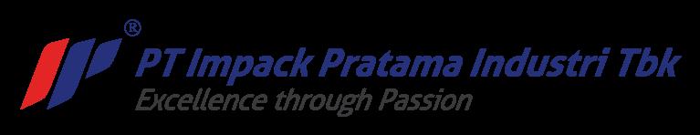Logo Impack Pratama Industri Tbk - Perusahaan penyedia bahan bangunan dan barang plastik di indonesia