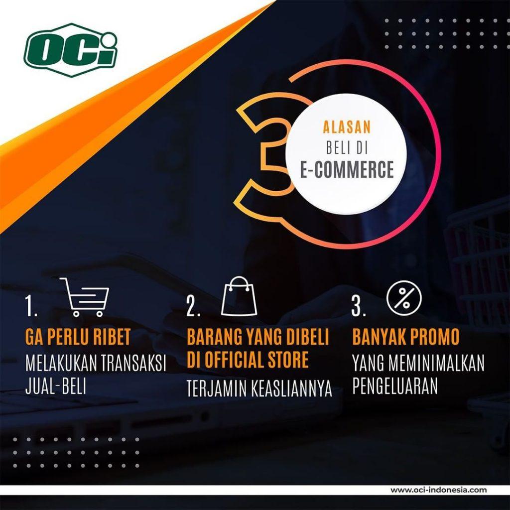beli produk oci di ecommerce official stores impack pratama