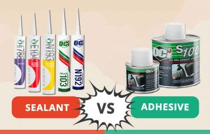 perbedaan sealant dan adhesive
